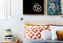 Home love / Interiors and home inspiration. Kitchen, bathroom, lounge, living room, bedrooms, outdoor spaces, dining rooms