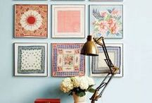 Wall decor (pics) / by Charise Creates