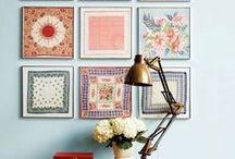 Wall decor (pics) / by Charise Randell
