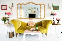 Interiors & Exteriors. Decorating & Design. / by Courtney Major