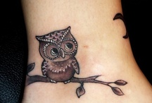 INK it up / I love to see peoples imaginative tattoos, express yourself :)  / by Mistey Fausett
