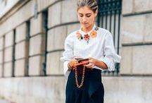 STREET STYLE: THE LADIES / Sartorial inspiration from the streets of London, Paris, New York and Berlin.
