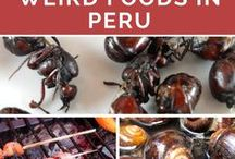 Peruvian Food and Drink / All about Peruvian food and drink, including restaurants around the country.