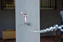 Street Art Atlas / by Chris R.