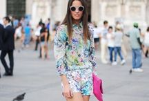 spring looks. / by Janise W.