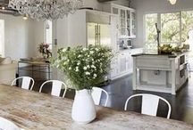 Kitchen/Dining / My favorite room in the house:)  / by Kayla Edwards