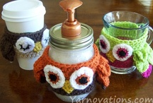 Crochet Fun / Crochet that inspires me and tickles my fancy for one reason or another.