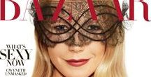 BAZAAR Covers / The best of Harper's BAZAAR's star-studded and fashion-filled covers.