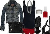For when its hot outside- Outfits / by Ashley B.