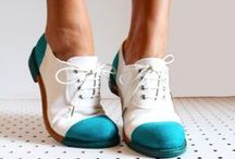 shoes! / by Heather Brenner