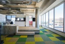 Trade Me HQ / Cool snaps from our Wellington, Auckland and Christchurch offices