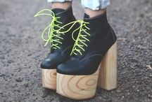 shoe obsession / by Frankie Wynne