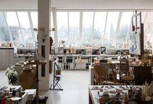 Studio Inspiration / by Laura Batson