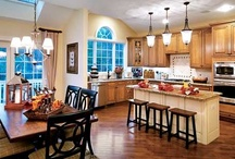 Kitchens  / The heart of all Toll Brothers homes.