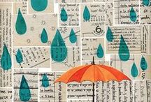 Umbrellas / by Charise Creates
