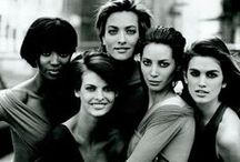 Iconic Fashion Moments / The vintage and iconic moments that made their mark on the fashion world.