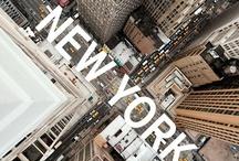 NYC / by Kiersten Kullenberg
