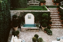 gardens & exteriors  / by Janise W.