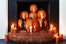 Fall-O-Ween / The best decorations from fall and Halloween to give you anything but a haunted house.
