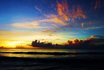 Barbados: Sunsets & Sunrise / Beautiful sunsets and sunrises in the picturesque island of Barbados in the Caribbean. Watching the sun rise or set is imply the perfect way to begin and wind down your day.