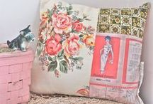 Pillows / by Charise Creates