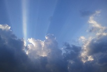 My fascination with Clouds