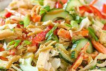 Sauces, Trempettes & Salades