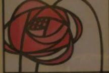 Charles Rennie Macintosh / The beautiful designs of Charles Rennie Macintosh.