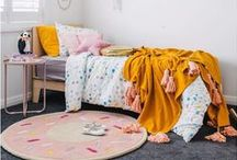 Kids rooms / interiors, homewares, decor for kids and babies