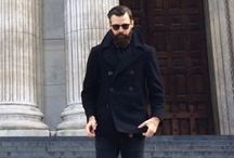 STREET STYLE: THE MEN / Sartorial menswear inspiration from the streets of London, Paris, New York and Berlin.