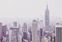 EXPLORE: NEW YORK / From sky-high cocktails in Manhattan to industrial romance in Brooklyn, discover our favourite places to eat, stay and see in the city that never sleeps.