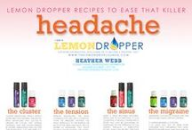 Young Living Essential Oils / by Heather Webb