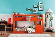 Kids bunk beds.