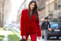 Best Fashion Week Street Style: Fall 2015 / by Harper's Bazaar