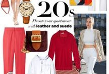 Bazaar and Estée Lauder: Fab at Every Age / The best products and style tips to keep you fabulous from your 20s on. / by Harper's Bazaar