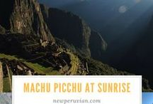 Machu Picchu & the Inca Trail