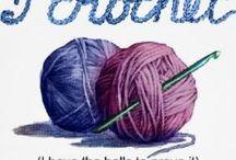everything crochet / by Dana Dailey-Glenn