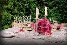 Elegant Wedding Style / Elegant images from weddings that we have coordinated. Santa Barbara wedding plannning by Merryl Brown Events