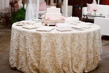 Wedding Dessert Table Ideas / These are some of my favorite dessert tables that I've created!