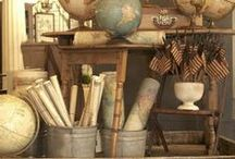 Flea Market Style / by Sarah Cansler