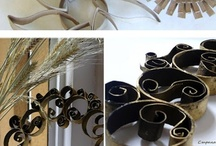 Crafty / Decor, design, cleaning ideas / by Jen Butler
