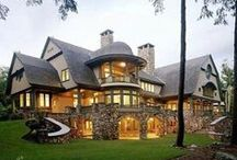 dream homes :) / by CashvilleShawty