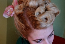 Hair and dress styles / by Emma Bassan