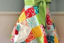 Sew sew / Sewing, knitting, crocheting...needle craft goodness! / by Jen Butler