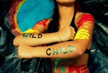 Wild Child / Queen of chaos / by SOHO Beauty Brand