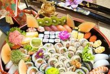 World Restaurant / You can eat every kinds of foods from all over the world here.