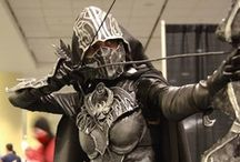 Costumes: Gaming / Costumes that fit into the gaming genre ...  / by David Nelke