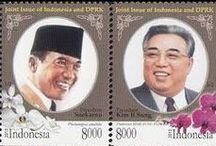 History left on the Stamps