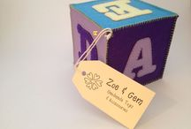 Zoe and Gem / Gorgeous handmade toys and accessories for children