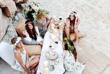 .bohemian wedding / inspiration for that dreamy boho wedding